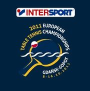 Description de l'image Championnats d'Europe de tennis de table 2011 logo.jpg.