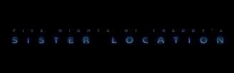 Five Nights at Freddy's Sister Location Logo.png