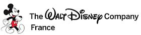 logo de The Walt Disney Company France