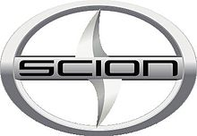 alt=Description de l'image Scion Logo.jpg.
