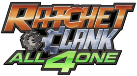 Image illustrative de l'article Ratchet and Clank: All 4 One