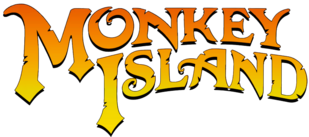Description de l'image Monkey Island Logo.png.
