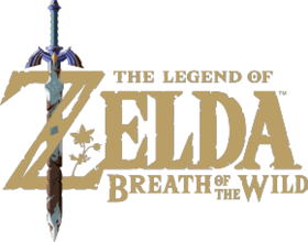 Logo de The Legend of Zelda: Breath of the Wild.