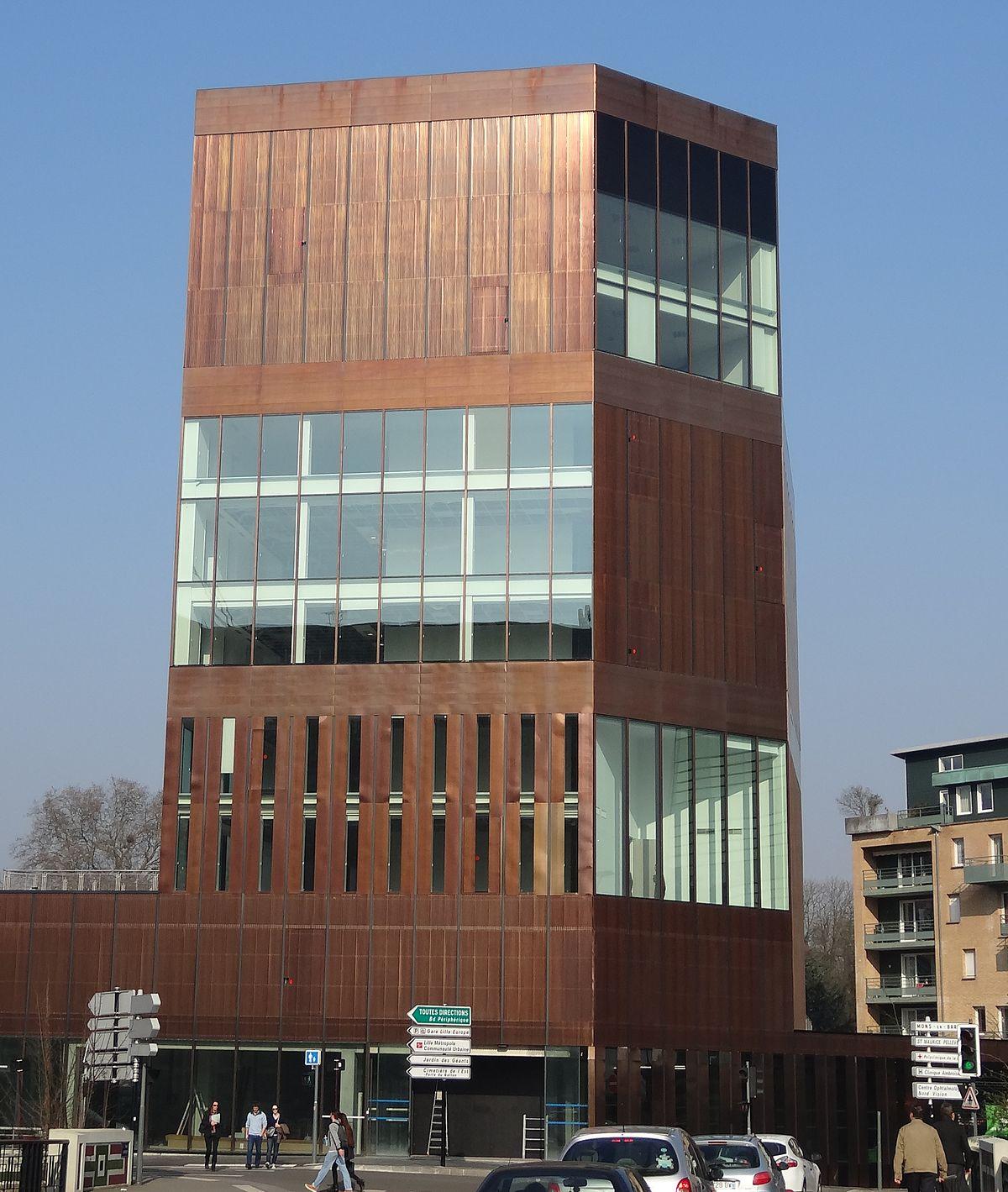 Euravenir wikip dia - Cabinet d architecture lille ...