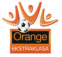 Logo de l'Orange Ekstraklasa