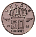 Coin BE 50c Miner rev NL 78.png