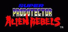 Image illustrative de l'article Super Probotector: Alien Rebels