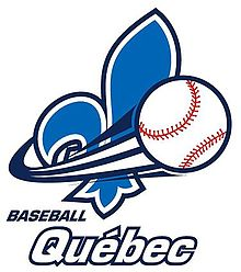 Description de l'image  Baseball Québec logo.jpg.