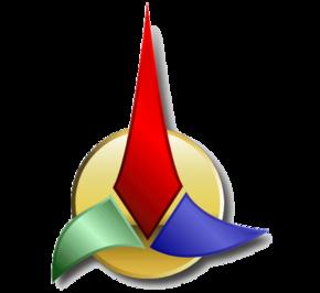http://upload.wikimedia.org/wikipedia/fr/thumb/9/96/KlingonInsignia.png/290px-KlingonInsignia.png