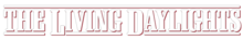 Description de l'image The Living Daylights Logo.png.