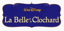 Description de l'image La Belle et le Clochard Logo.png.