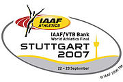 Description de l'image Logo finale mondiale de l'athlétisme 2007.jpg.