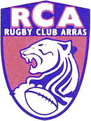 Logo du Rugby club d'Arras