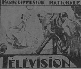 Image illustrative de l'article Radiodiffusion nationale Télévision