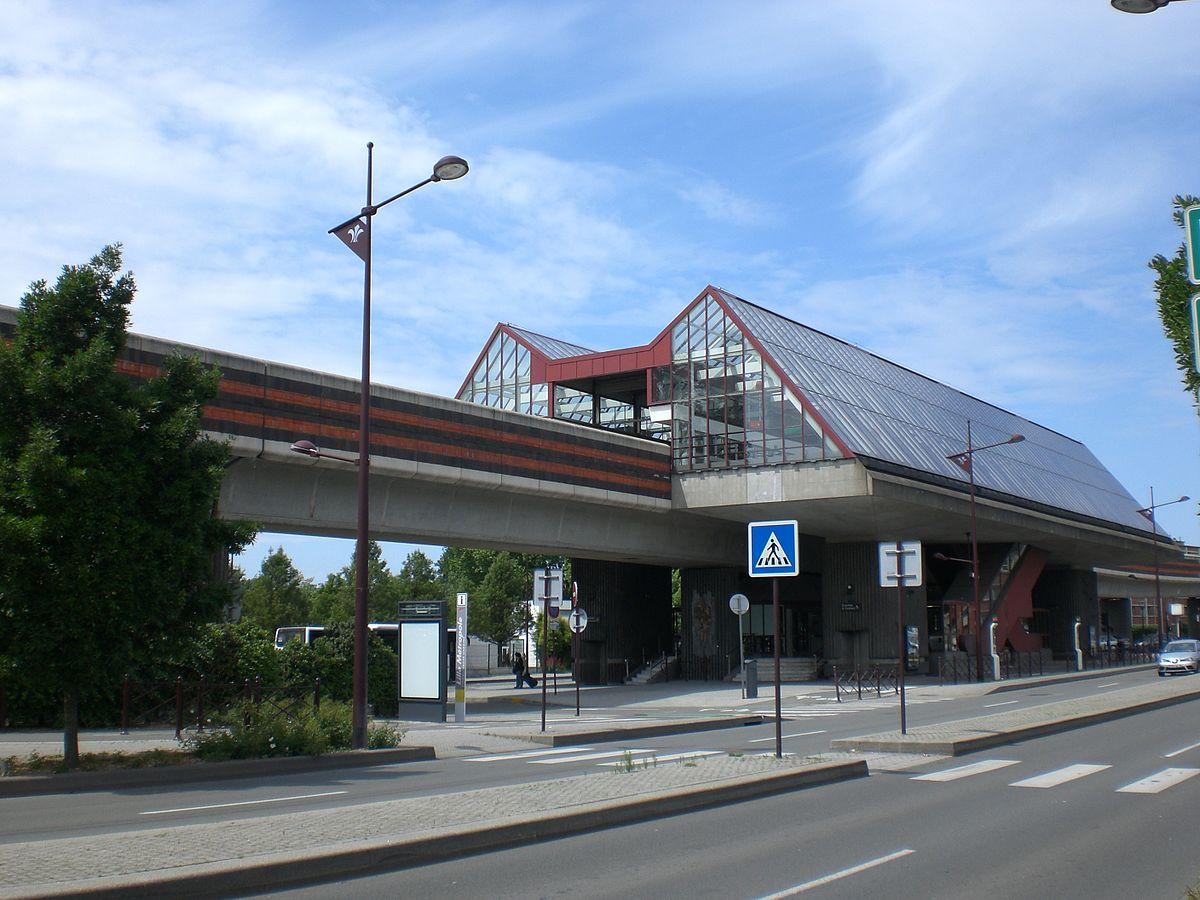 Chu centre oscar lambret m tro de lille m tropole - Station essence porte des postes lille ...