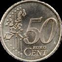 50 centimes face commune 1