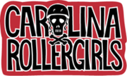 Description de l'image Carolina Rollergirls logo.png.