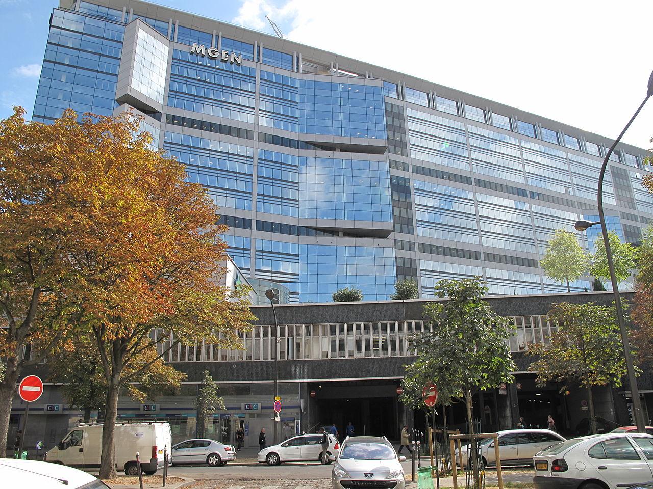 Bureaux à louer à Paris, Montparnasse