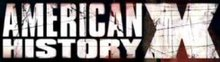 Description de l'image American History X Logo.jpg.