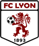 Logo du Football Club de Lyon