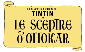 image illustrative de l'article Le Sceptre d'Ottokar