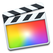 Description de l'image Final Cut Pro Logo 2015.png.