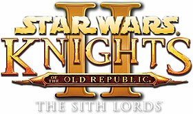 Image illustrative de l'article Star Wars: Knights of the Old Republic II - The Sith Lords