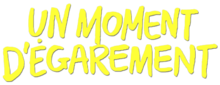 Description de l'image Un moment d'égarement (logo 2015).png.