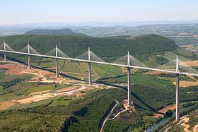 Image illustrative de l'article Viaduc de Millau