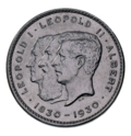 Coin BE 10F 100years independence obv FR 57.png