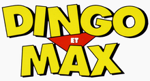 Description de l'image Dingo et Max Logo.png.