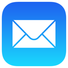 Description de l'image Mail (Apple) logo.png.