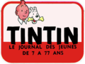 Journal de Tintin, logo, 1953-1957.png
