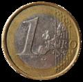 1 euro face commune 1