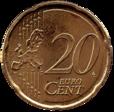 20 centimes face commune 2