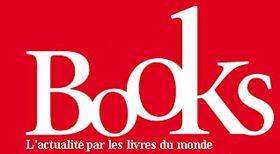 Books (revue) : l'actualité par les livres du monde | Books (société d'édition). Auteur