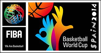 Description de l'image FIBA World Cup Basketball Spain 2014.jpg.