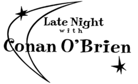 Image illustrative de l'article Late Night with Conan O'Brien