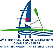 Description de l'image Championnats d'Europe de marathon (canoë-kayak) 2001.jpg.
