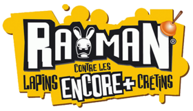 Image illustrative de l'article Rayman contre les lapins encore plus crétins