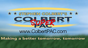 Image illustrative de l'article Colbert Super PAC