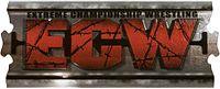 Le logo de la ECW entre 2006 et 2008.