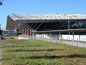 Image illustrative de l'article Gare d'Aix-en-Provence TGV