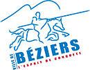 Logo de la ville de Béziers, Hérault.