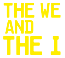 Description de l'image The We and the I.png.
