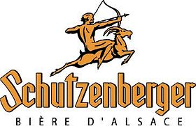 Logo De La Brasserie Et Marque Schutzenberger