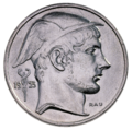 Coin BE 20F Mercury obv 75.png
