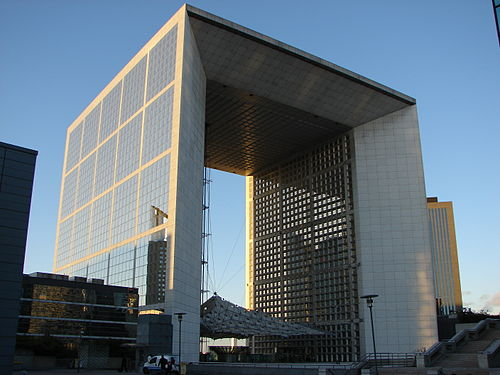 Thumbnail from Grande Arche de La Défense