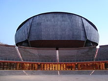 Description de l'image Auditorium Parco della Musica2.JPG.