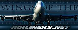 Logo de Airliners.net